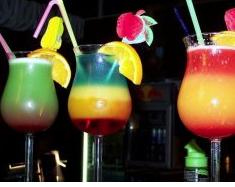 Bebidas no afrodisiacas